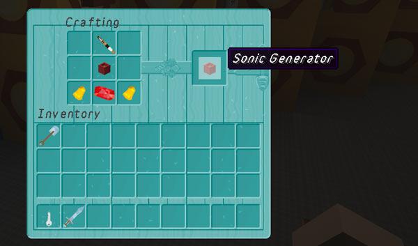 TARDIS: Sonic Generator